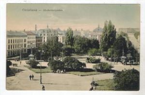 1069 Denmark Christiania Studenterlunden Park