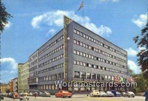 KNA Hotellet Oslo Norway Unused