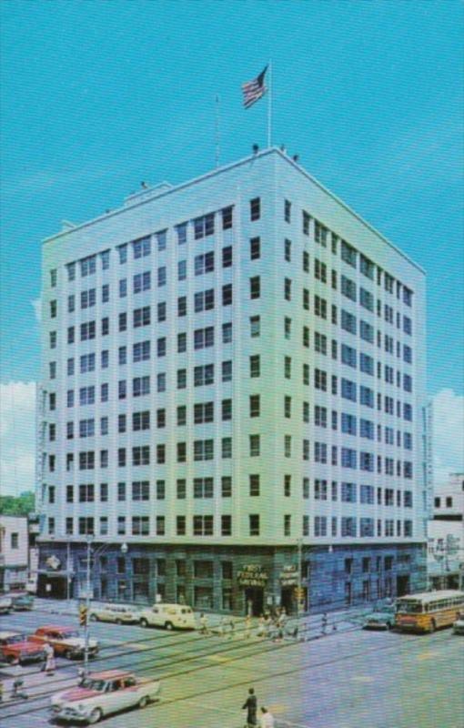 Florida St Petersburg First Federal Bank Building