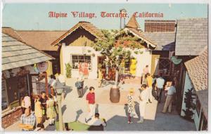 Alpine Village, Torrance CA