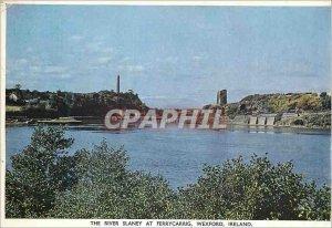 Modern Postcard The River Slaney at Wexford Ireland Ferrycarig
