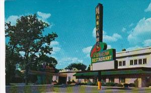 Illinois Chicago Mangham's Chateau Theatre Restaurant