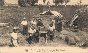 Africa Missions des Peres Oblats au Sud Africain South Africa 05.94