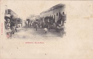 DJIBOUTI - Rue de Rome, 1901-07