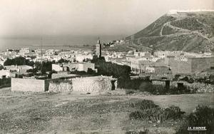 Morrocco - Agadir, General View - RPPC