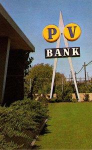 Advertising XYZ Sign Company Plexiglass Bank Sign In California