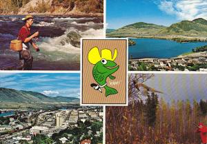Canada Multi View Kamloops British Columbia