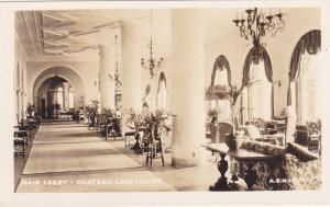 RP: Main Lobby - Chateau , LAKE LOUISE , Alberta , Canada , 20-30s