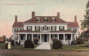 New Jersey Sea Girt The Governor's Cottage 1917