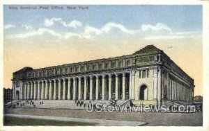 New General Post Office in New York City, New York
