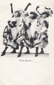 Three Graces , 1905