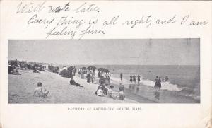 Bathers at SALISBURY BEACH, Massachusetts, 00-10s