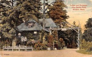 Pine Banks LodgeMalden, Massachusetts