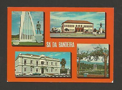 AFRICA ANGOLA SÁ DA BANDEIRA MULTI VIEWS & CLASSIC CAR CA...
