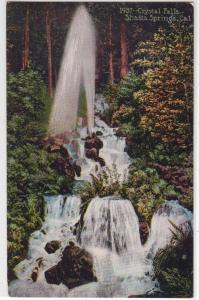 Crystal Falls, Shasta Springs CA