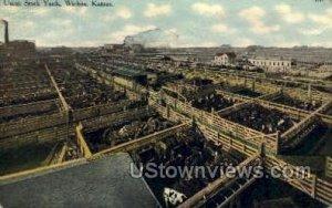 Union Stock Yards - Wichita, Kansas KS