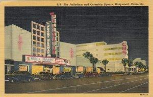 HOLLYWOOD , California, 1930-40s ; Palladium Theatre