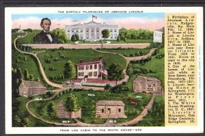The Earthly Pilgrimage of Abraham Lincoln