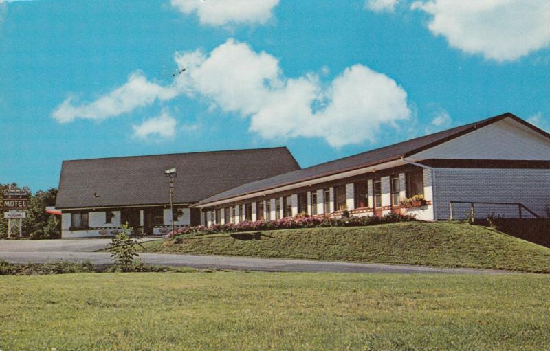 SAINT-JEAN-PORT-JOLI, Quebec, Canada, PU-1985 ; Motel Aubert De Gaspe