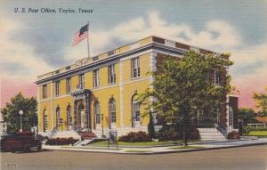 TAYLOR , Texas, 1930s-40s; U. S. Post Office