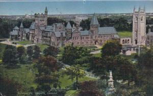 Canada Toronto University 1936