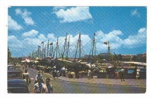 Floating market , Curacao , N.A. , PU-1962