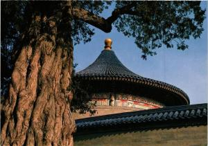 CPM Temple of Heaven- A Corner of Tiantan Park. CHINA (668932)