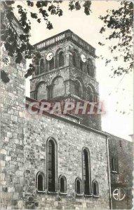Modern Postcard Views of Saint Donat Drome steeple