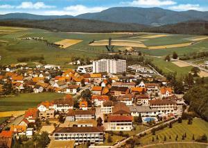 Bad Wildungen Reinhardshausen Gesamtansicht Airview
