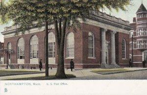 NORTHAMPTON , Massachusetts , 1901-07 ; U.S. Post Office ; TUCK 5746