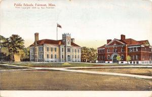 Fairmont Minnesota~Public Schools~1912 Postcard