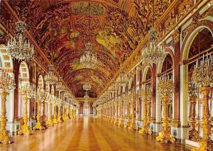 Koengisschloss Herrenchiemsee Royal Castle Spiegelsaal Gallery of Mirrors