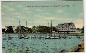 South Jamesport, Great Peconic Bay LI NY
