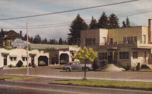 Mountain View Auto Court & Trailer Park , VANCOUVER , B.C.  , Canada , 50-60s