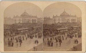 SV ; PHILADELPHIA, Pennsylvania, 1876 Centennial ; Opening