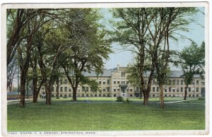 Springfield, Mass, Shops, U.S. Armory