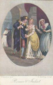 Romeo & Juliet , 1900-1910s ; TUCK 2720