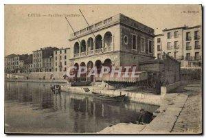 Old Postcard THIS Sanitary Pavilion