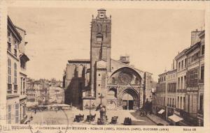 France Toulouse Cathedrale Saint-Etienne