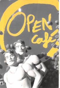 Open Café - Paris