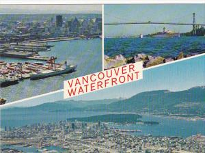 Canada Multi View Waterfront Vancouver British Columbia