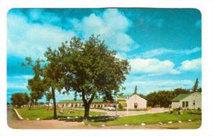 Twin Pines Motel, Brandon, Manitoba, Canada, 1940-1960s
