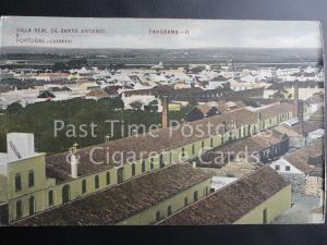 Old PC - PORTUGAL: Villa Real De Santo Antonio - Panorama ll