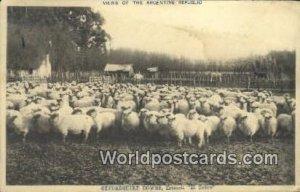 Oxfordshire Downs Argentine Republic Argentina 1916