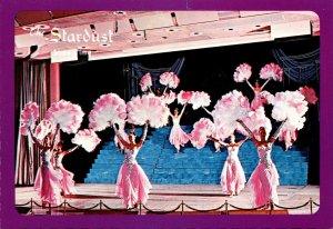 Nevada Las Vegas The Stardust Hotel Showtime