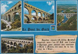 POSTAL 18667: Le Pont du Gard