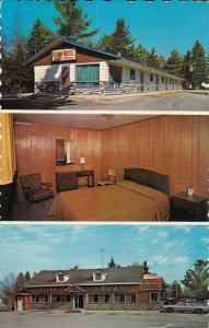 Restaurant Kenny, Motel Kenny, Inside View of One of the Rooms, RAWDON, Quebe...