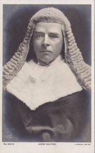 RP: Judge Walton , UK , 00-10s