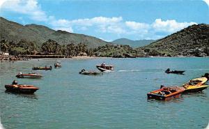 Guerrero Mexico Postcard Tarjeta Postal The Bay Guerrero