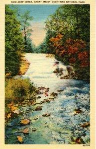 Great Smoky Mountains Nat'l Park - Deep Creek